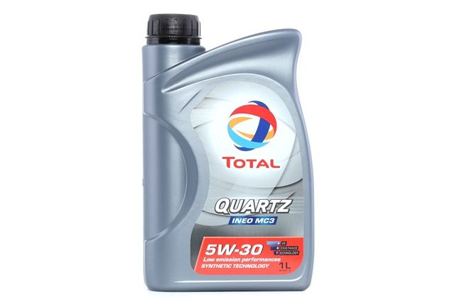 VW 505 01 5W-30, 5W-30, 1I, Huile synthétique - 3425901018232