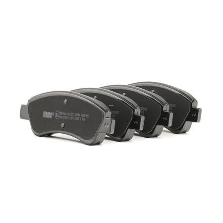 Bremsbelagsatz, Scheibenbremse FDB5025 — aktuelle Top OE 16 112 939 80 Ersatzteile-Angebote