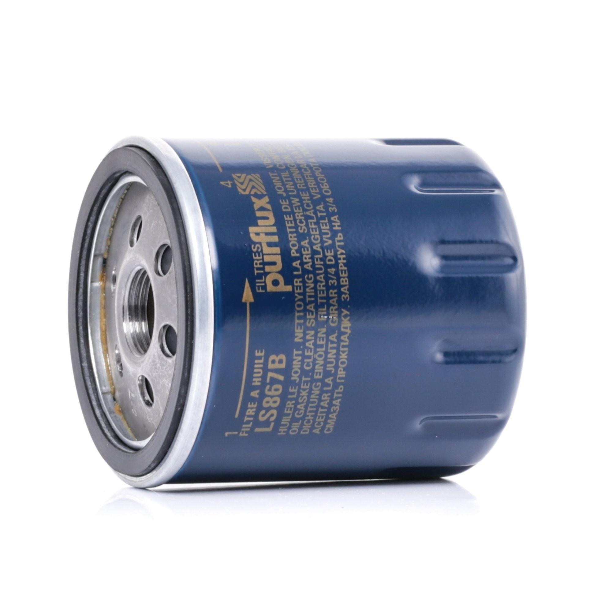 Accesorios y recambios CITROËN XANTIA 2002: Filtro de aceite PURFLUX LS867B a un precio bajo, ¡comprar ahora!