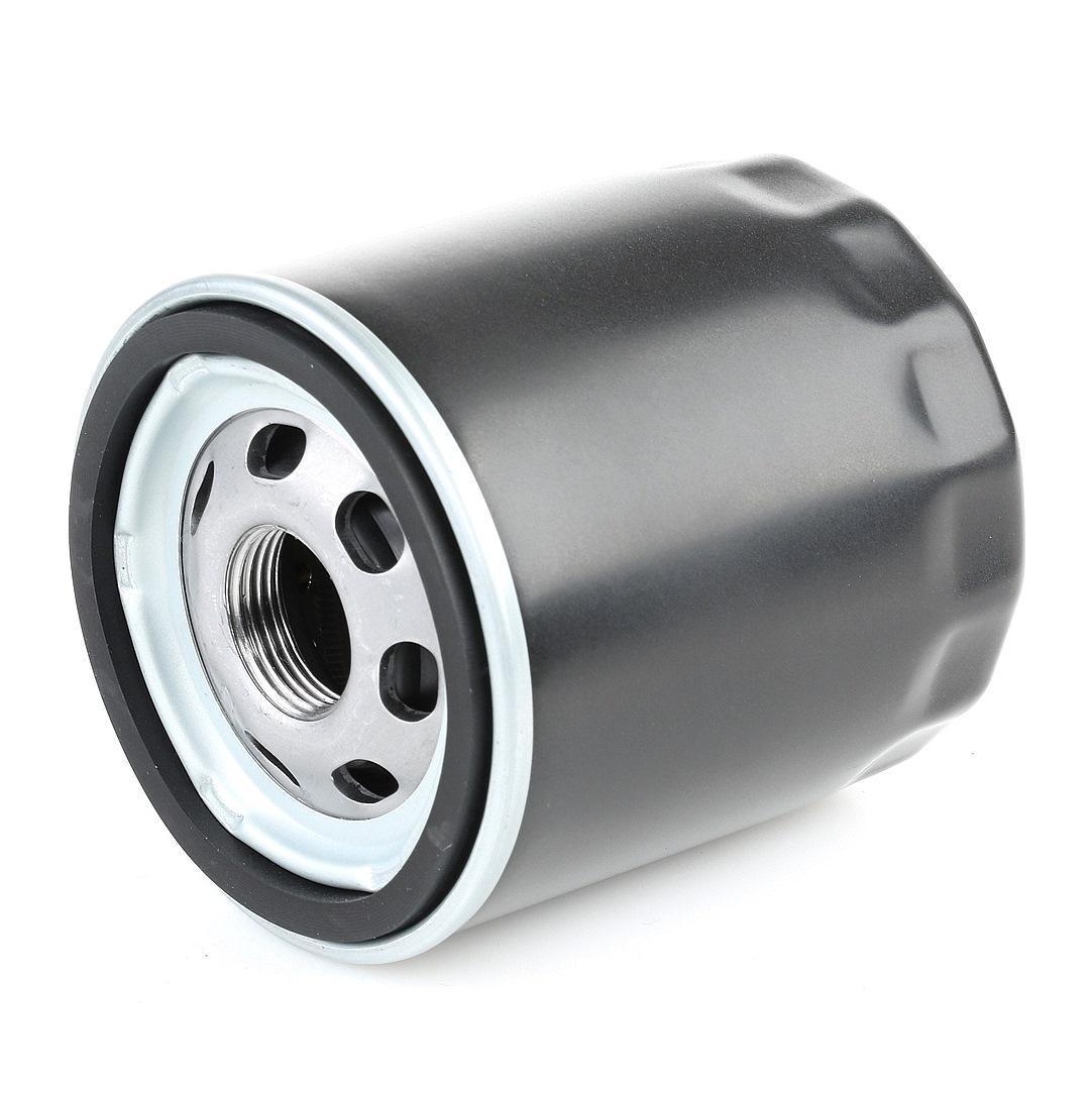 Opel ANTARA 2020 Oil filter RIDEX 7O0158: Screw-on Filter