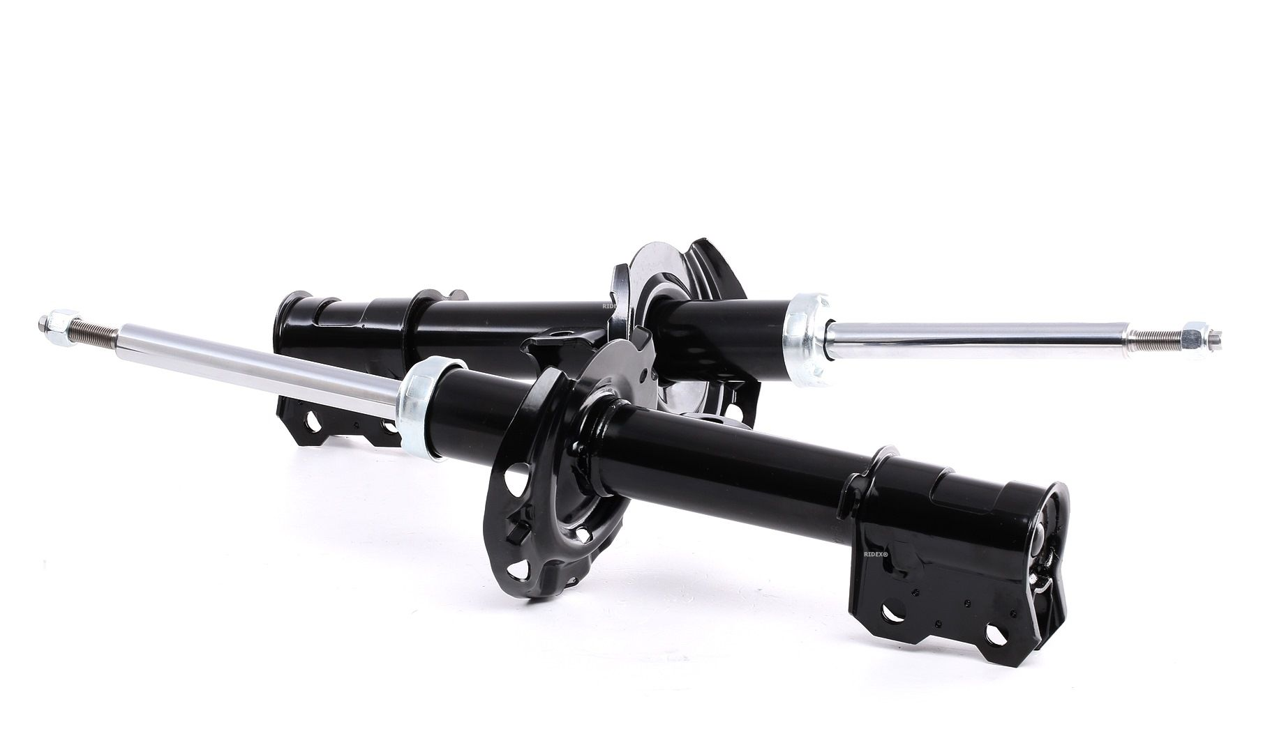 OPEL CORSA 2015 Federbein - Original RIDEX 854S1613 Länge: 497mm, Ø: 45mm, Ø: 45mm