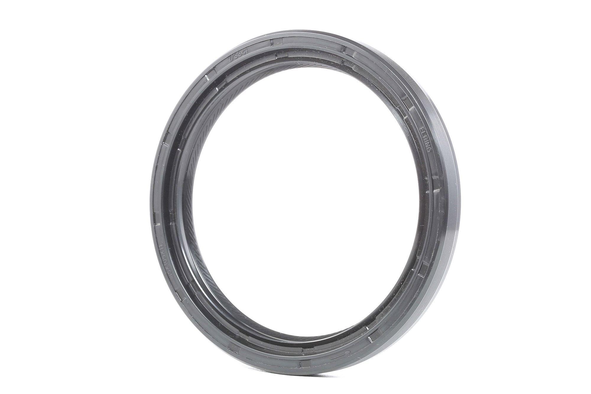 Car spare parts VW KOMBI 2012: Shaft Seal, crankshaft ELRING 342.093 at a discount — buy now!