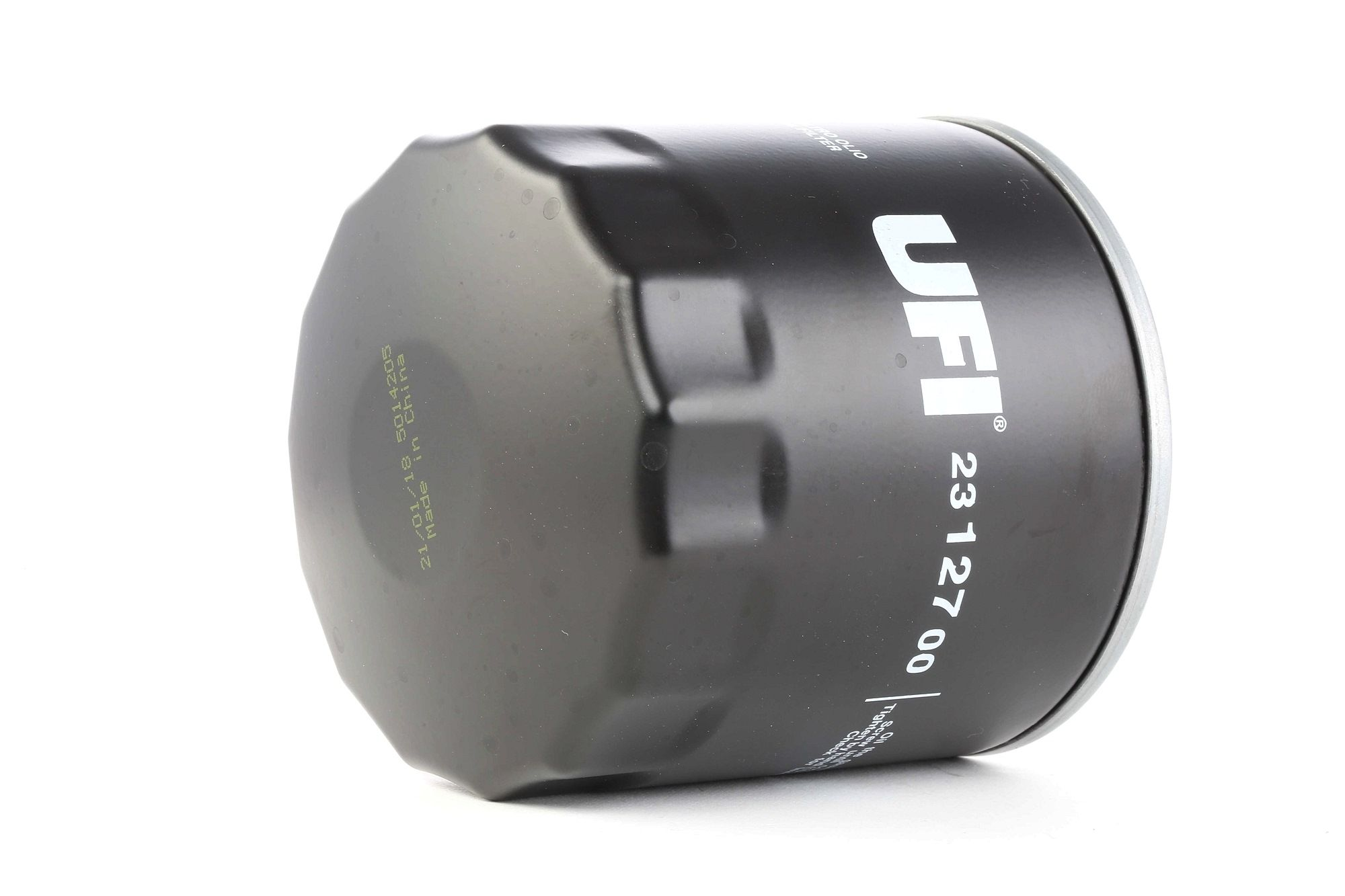 Oil filter 23.127.00 UFI — only new parts