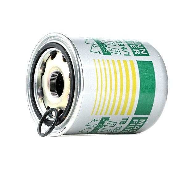 TB 1394/1 x MANN-FILTER Lufttrocknerpatrone, Druckluftanlage sofort bestellen