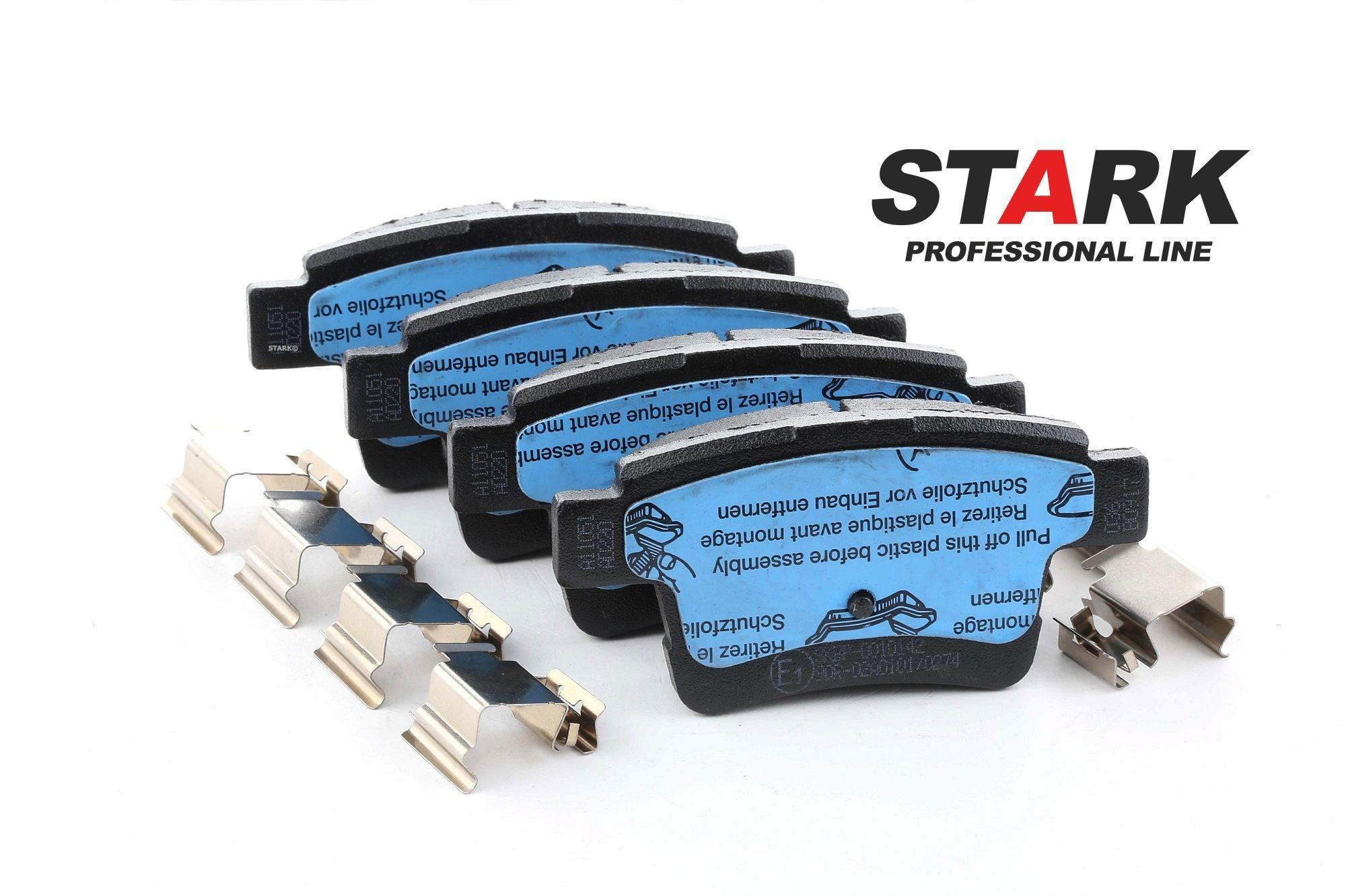 STARK Bremsbelagsatz, Scheibenbremse SKBP-0010142