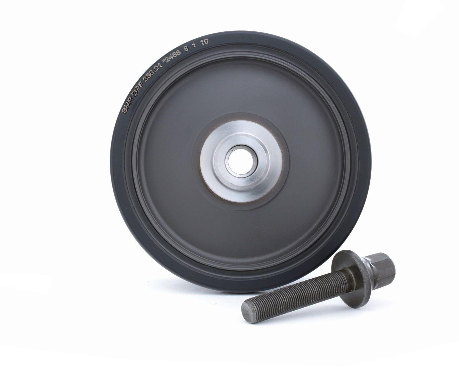 Acheter Kit de poulies vilebrequin SNR DPF350.01K1 à tout moment