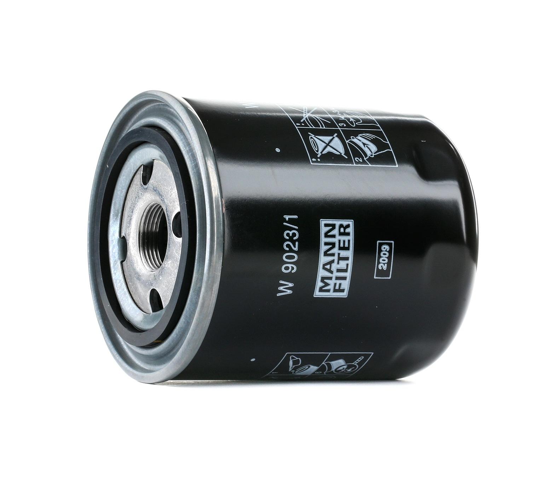 OE Original Automatikgetriebe Ölfilter W 9023/1 MANN-FILTER