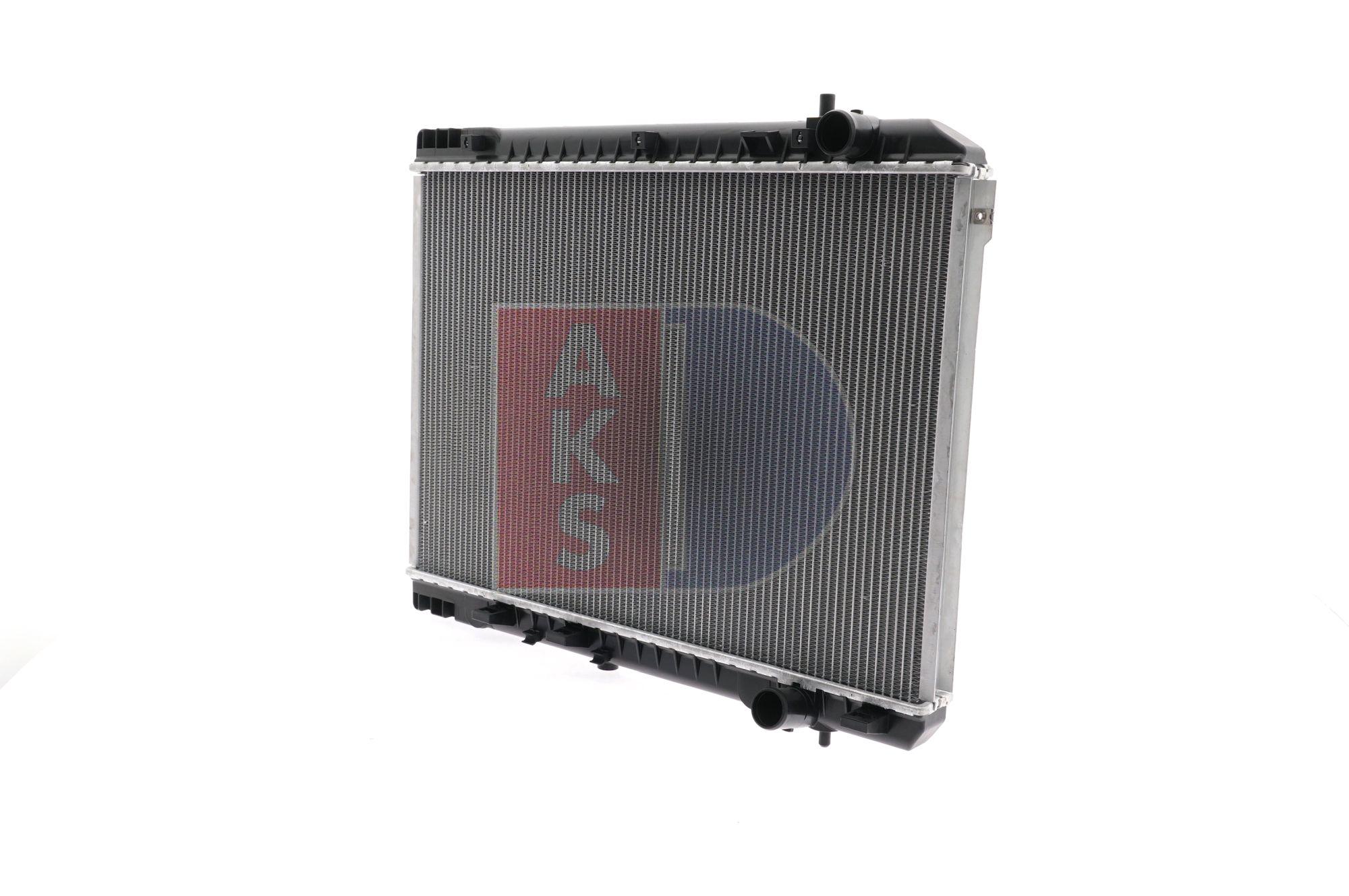 AKS DASIS Kühler, Motorkühlung 510176N