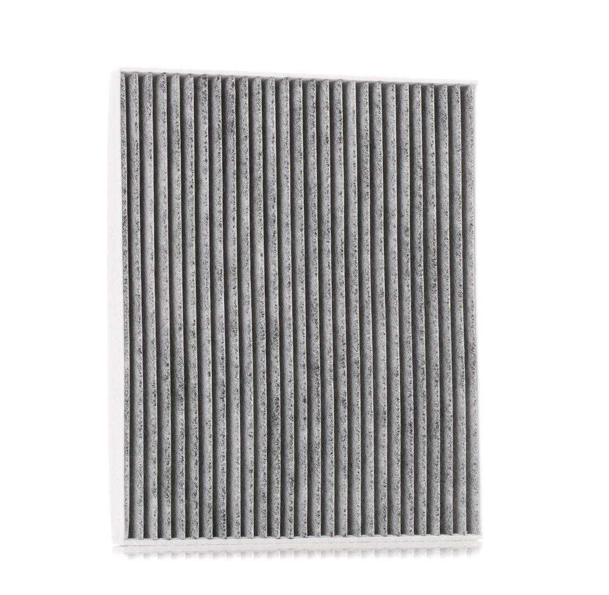 RIDEX: Original Pollenfilter 424I0041 (Breite: 218mm, Höhe: 21mm, Länge: 266mm)