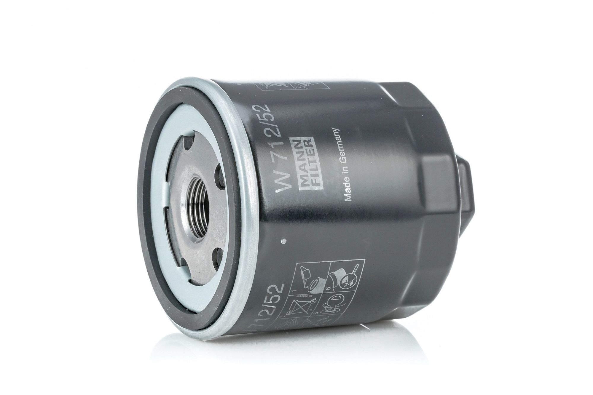 Olejový filtr W 712/52 – najděte, porovnejte ceny a ušetřete!