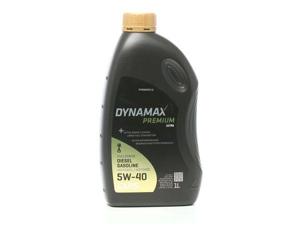 d'origine DYNAMAX Huile moteur 8586016010599 5W-40, 1I, Huile synthétique